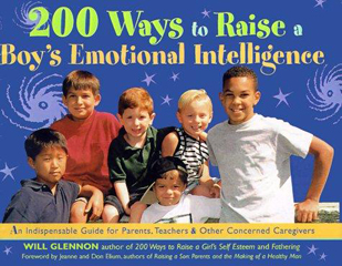 200 Ways to Raise a Boy's Emotional Intelligence - Recommended Parenting Books