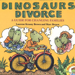 Dinosaurs Divorce - A Book About Dealing with Divorce and Trauma With Kids