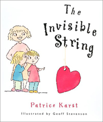 The Invisible String - A Book About Dealing with Divorce and Trauma With Kids