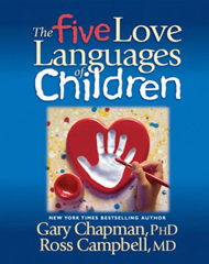 The Five Love Languages of Children - Recommended Parenting Books