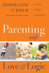 Parenting With Love and Logic - Recommended Parenting Books