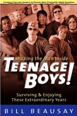 Shaping the Man Inside Teenage Boys - Recommended Parenting Books