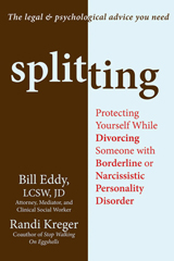Splitting - Book About Dealing with Divorce and Trauma With Kids