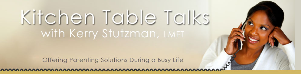 Parenting Conference Calls with Kerry Stutzman, MSW Love and Logic Instructor