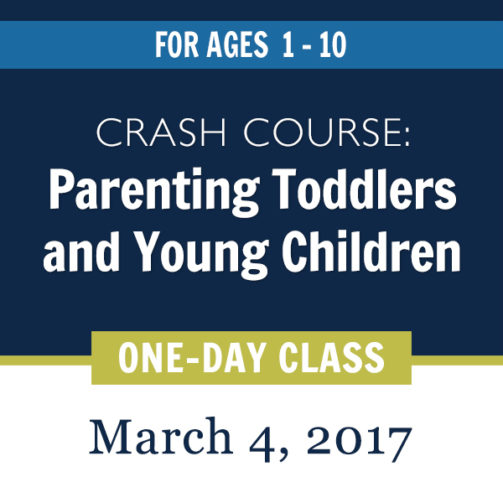 Love and Logic Parenting Class - March 4