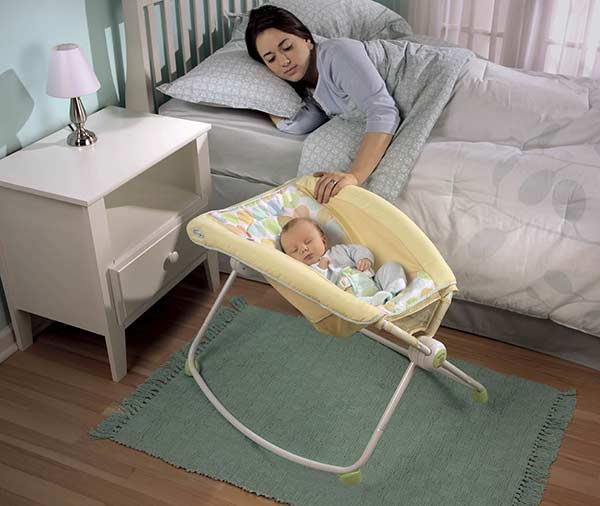 Get Better Sleep with a New Infant