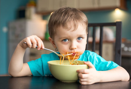 Dear Kerry: My Toddler Won't Eat Anything But Pasta