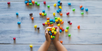 """Instead of M&M's, Kids Need More N&Ns - AKA: My Kid Hates When I Say """"No"""""""